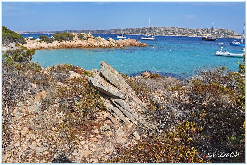Isola di Spargi - Arcipelago della Maddalena - Sardegna