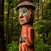 Totem in Ketchican