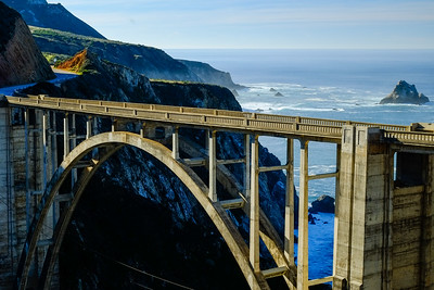 Bixby Bridge built in 1932