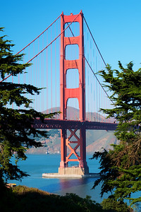 Golden Gate Bridge from Golden Gate Recreation Area