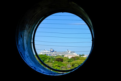 View from 1887 Key West Lighthouse
