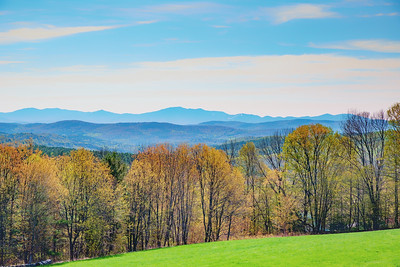 View from Highway 2 between Montpelier and St. Johnsbury