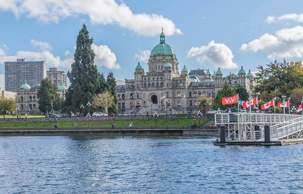 BC Parliment, Victoria, BC