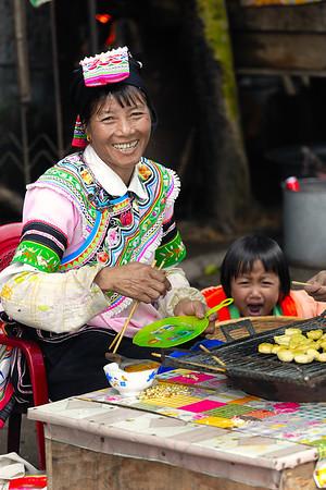 Yuanyang area, Yunnan Nov08