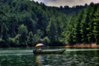 Fishing Watauga Lake Tennessee