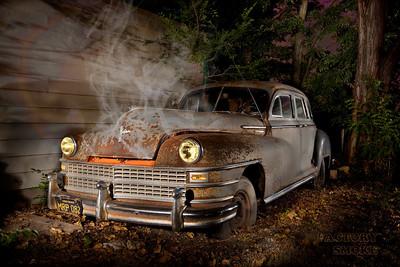 1946 Chrysler New Yorker Photo: Tom Jenkins