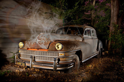 1946 Chrysler New Yorker Photo: Tom Jenkins