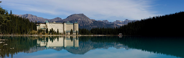 The Fairmont Chateau Lake Louis Canada