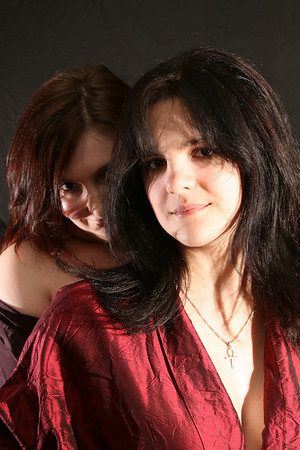 2008 08 16 Black_Faery and Caro