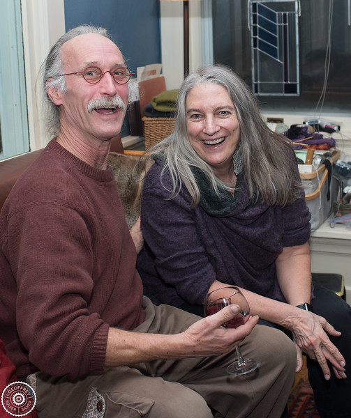 Sallie and Rick © Geoffrey Squier Silver, All Rights Reserved.