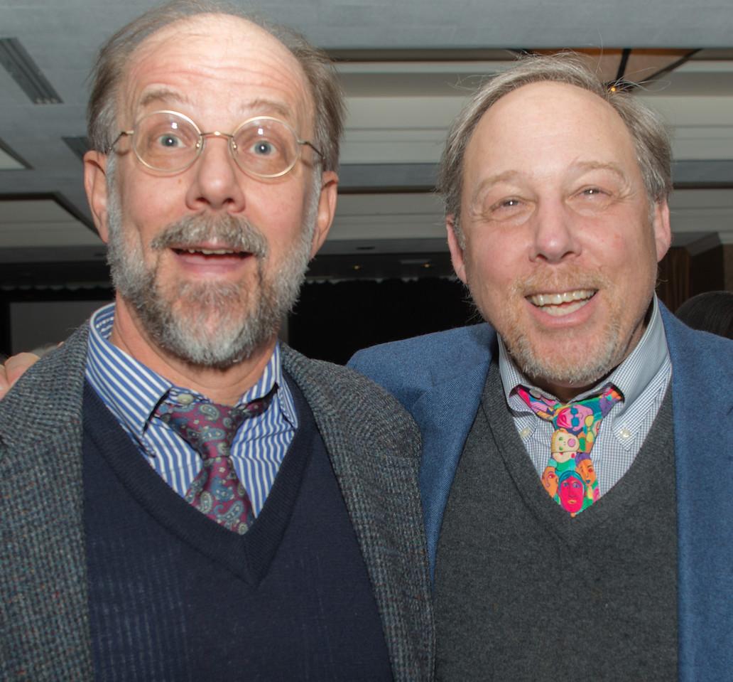 Jim Lang &  Ron Fontana