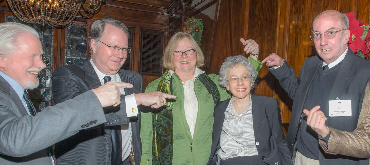 Past and Present Ken Morrow Lifetime Achievement Award Recipients