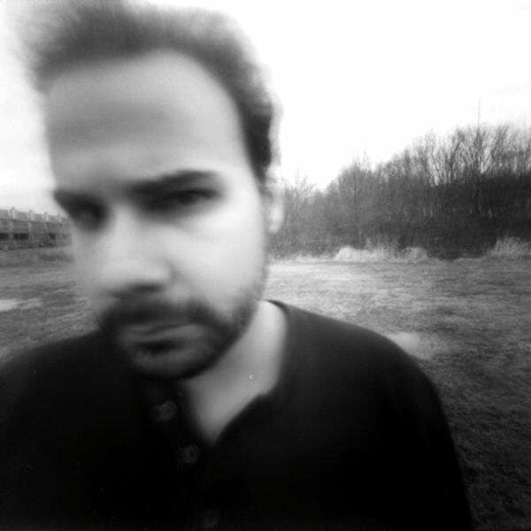 Pinhole Self-Portrait