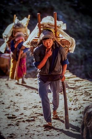 Nepalese Porter