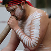 Didgeridoo Player, NAIDOC Week