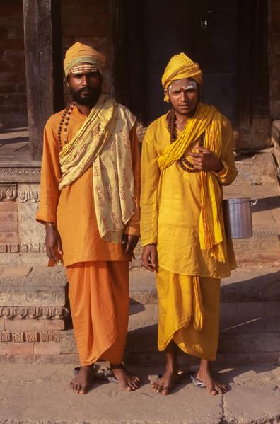Pashupatinath Holy Men