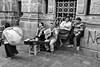 Street Musicians in Quito, Ecuador