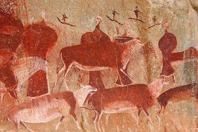 Dream-Hunting the Eland
