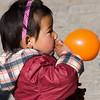 Balloons in Tibet 1