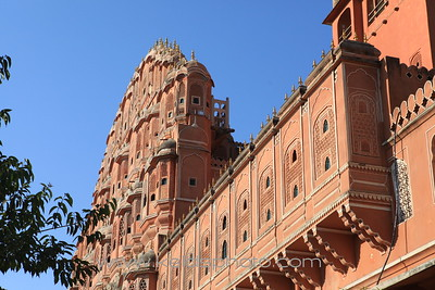 Jaipur and Agra