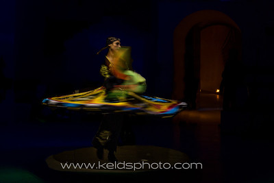 Turkish dance