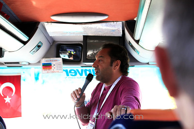 Karien–boat trip to Dalyan