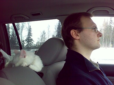 Traveling with Pilvi