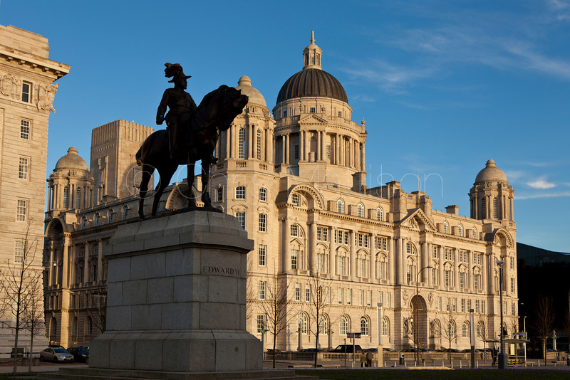 Port of Liverpool Building, Liverpool
