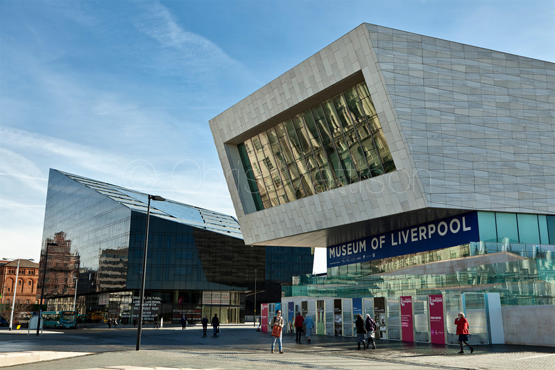 Museum of Liverpool, Albert Dock, Liverpool