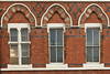 Ornate brickwork, Liverpool
