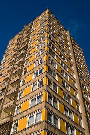 Tower block, Sheffield