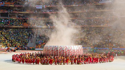 Opening ceremony of 2010 FIFA World Cup