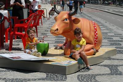 Vacas nas ruas do Rio 2007 - Foto Alexandre Vidal (221)