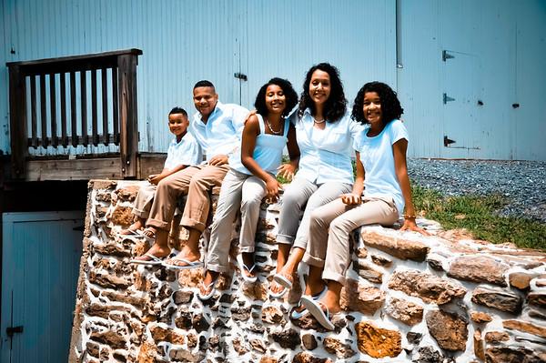 The Porter Family 2012