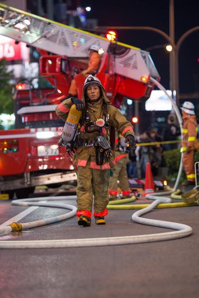 Bad Ass Fireman
