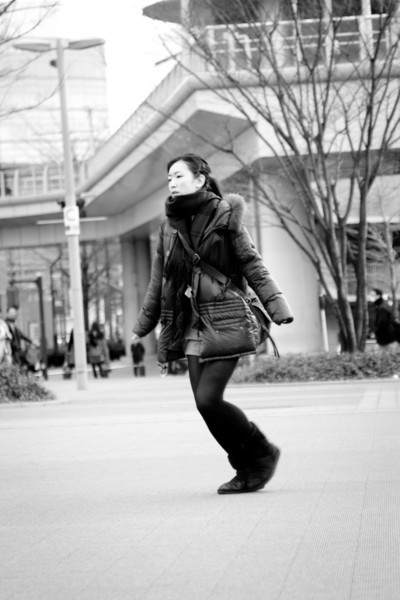 A Skip in Her Step