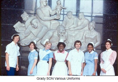 Grady People, Buildings, More