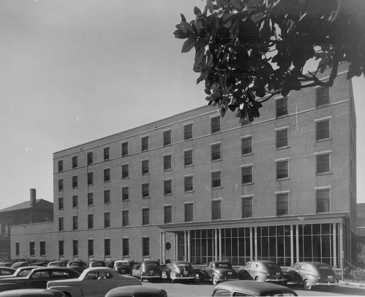 Piedmont Hall Grady Hospital Student Nurses' Dorm