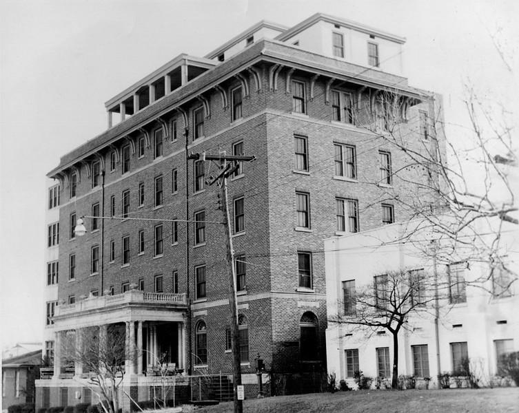 Hirsch Hall Student Nurses' Dorm