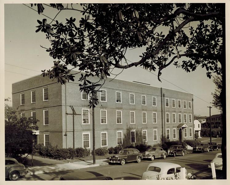 Feebeck Hall Nurses' Dorm