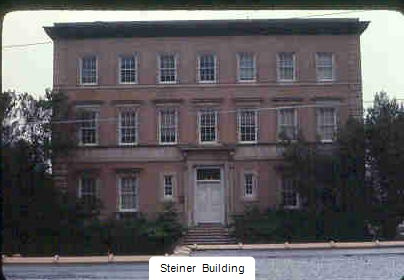 Steiner Building at Grady Memorial Hospital, Atlanta, GA