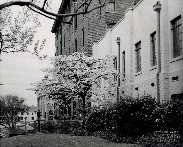 Hirsch Hall Nurses' Dorm