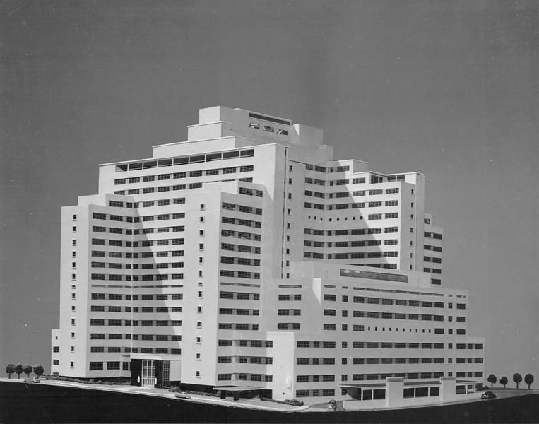 Grady Memorial Hospital, 1958