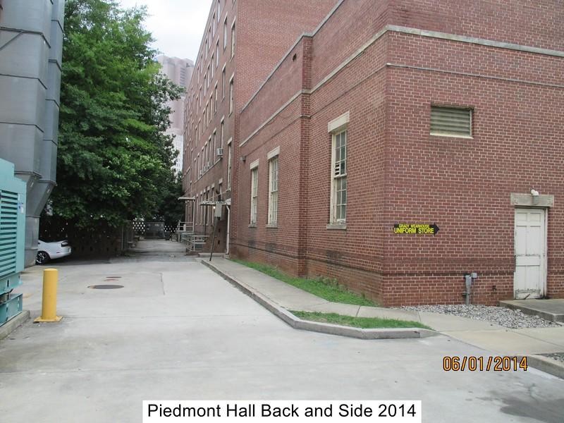 Piedmont Hall Nurses Dormitory at Grady Memorial Hospital