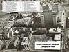 Grady Memorial Hospital Campus in  1960