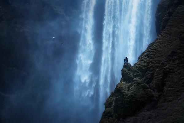 Skagafoss, Iceland