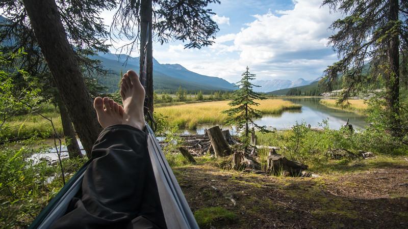 Beauty Creek, Banff National Park, Alberta, Canada
