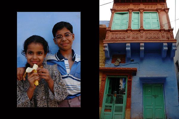 Siblings<br /> Jodhpur, Rajasthan