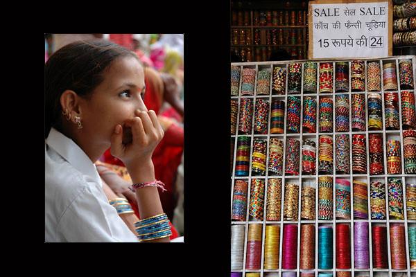Bangles<br /> Jaipur, Rajasthan