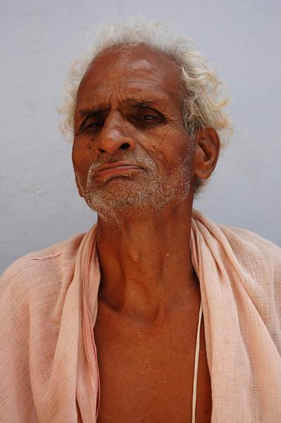 Man With Shawl<br /> Varanasi, Uttar Pradesh